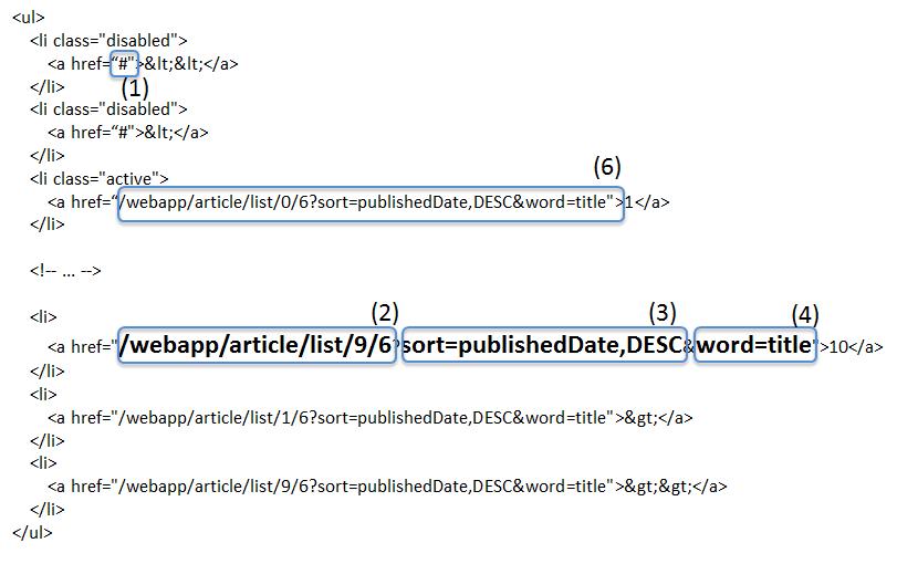 5 11  Pagination — TERASOLUNA Server Framework for Java (5 x